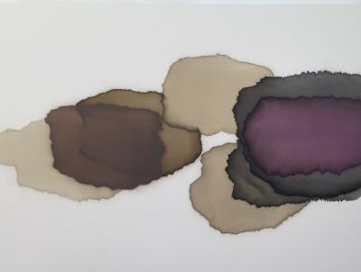 Leather & Eggplant