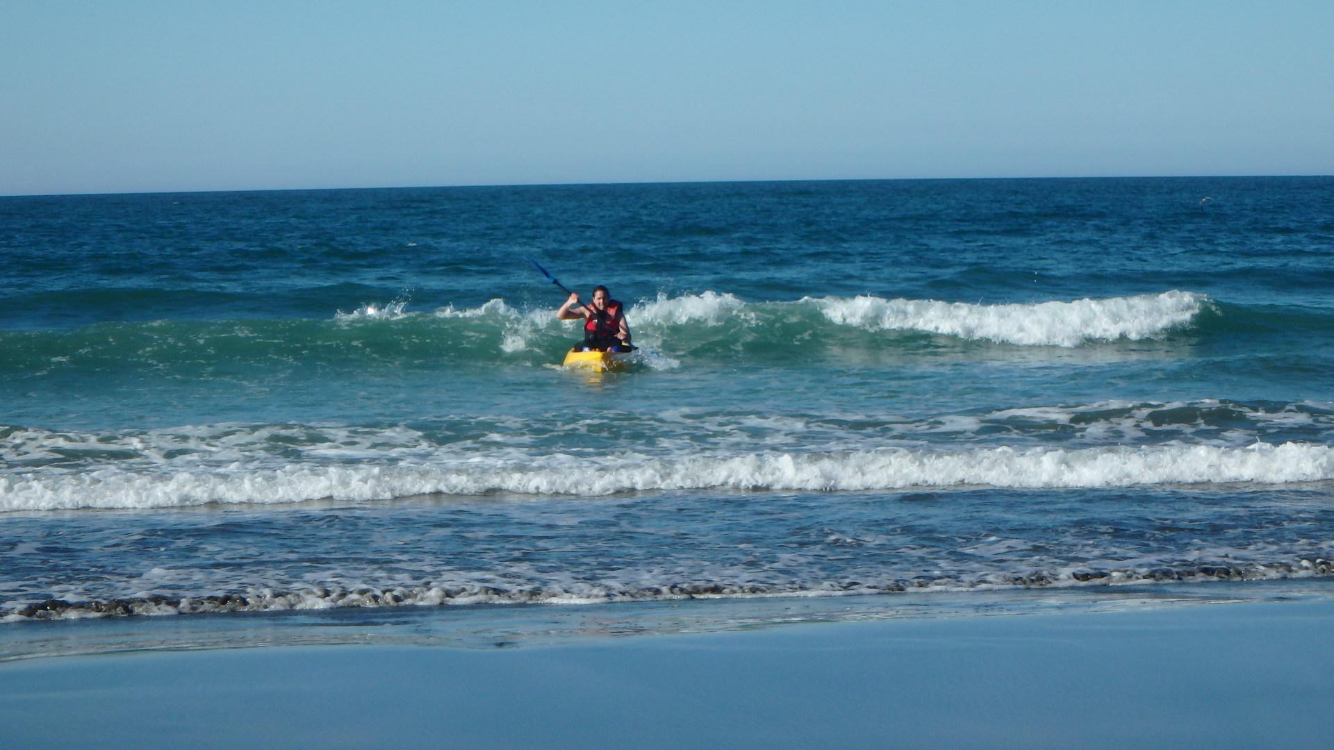Take a Kayak out