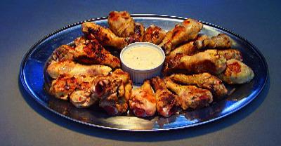 Tandoori chicken Spit Roast Guru