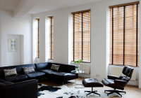 Faux wood blinds at Window Blinds