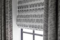 Roman blinds from Window Blinds