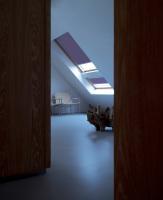 Skylight from Window Blinds