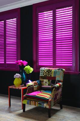 Purposefully bespoke colours