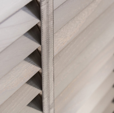 Venetian Blinds Close up with tape