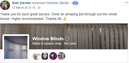 Roller Blinds and Roman Blinds