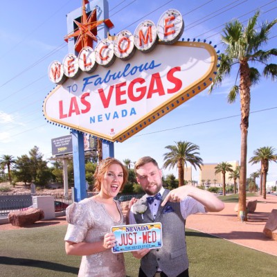 Top 10 Reasons for a Las Vegas Elopement