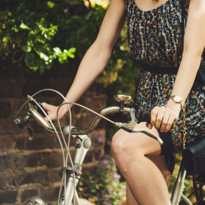 Wedding Bicycle & wedding transportation