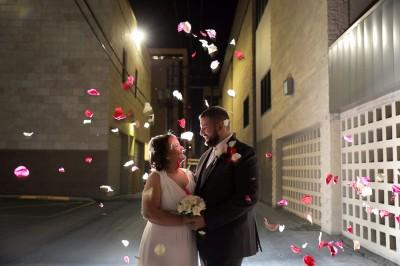 Heidi & Iago eloping in Las Vegas, USA