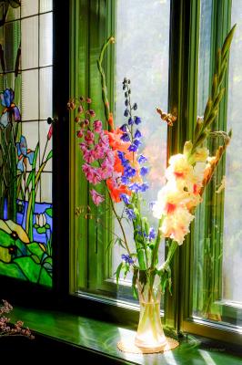 Flowers, Riga Latvia