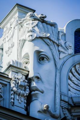 Art Nouveau, Riga Latvia