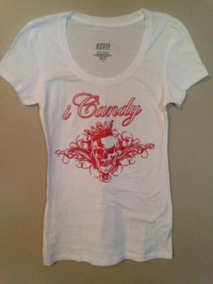 Plain Logo White T`Shirt             $15.99