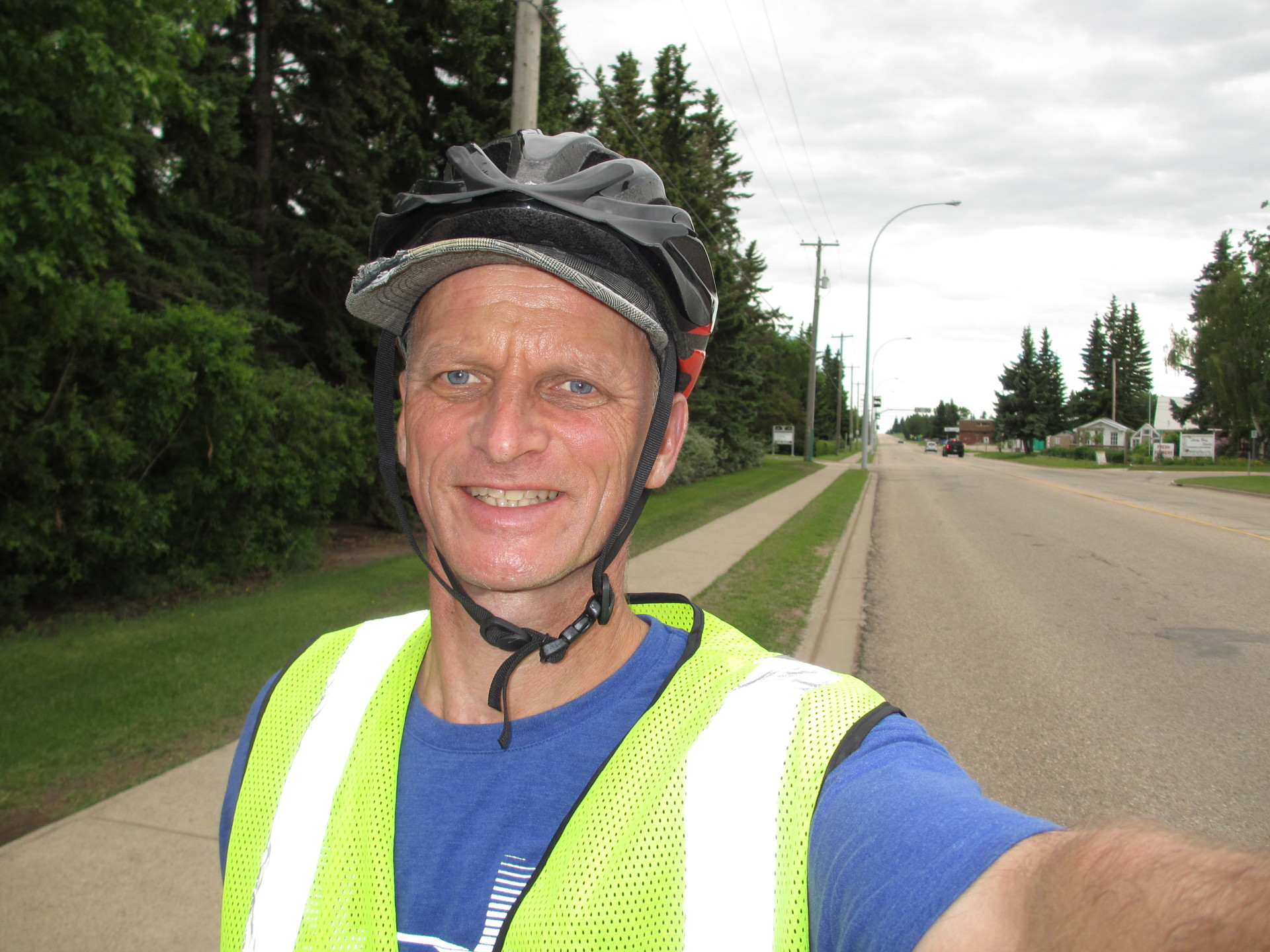 Canmore to Innisfail