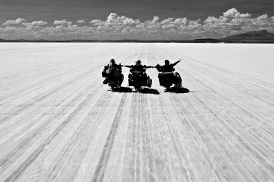 11. Dynamite and jungle juice - Bolivia to Peru