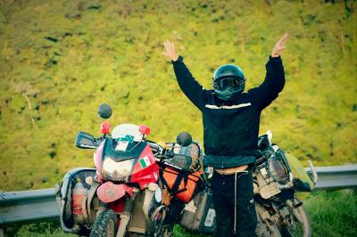 13. Adios amigo, a wild ride through Colombia