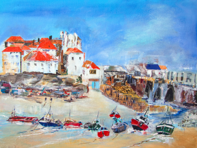 'St Ives' Mixed Med - SOLD