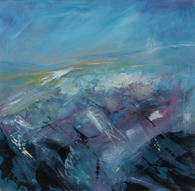 Light on the Moors - SOLD