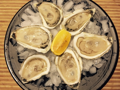 Maine Oyster Farm - Wawenauk Oyster