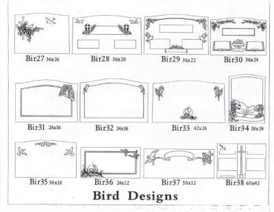 Bird Designs