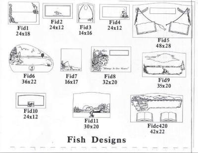 Fish Designs