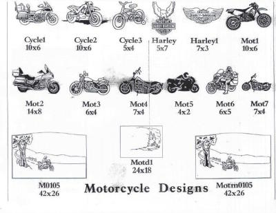 Motorcycle Designs