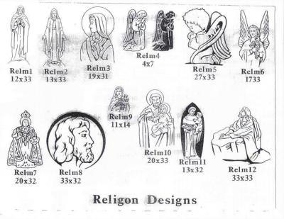 Religious Designs