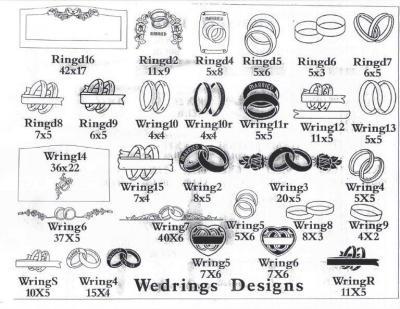 Wedding Ring Designs