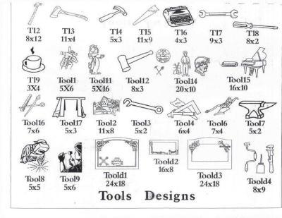 Tool Designs