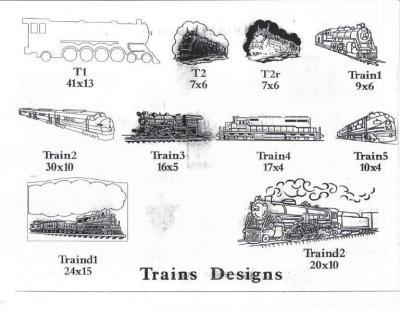 Train Designs