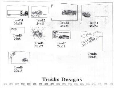 Truck Designs
