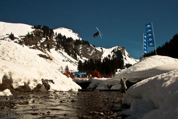 Julian Ball Pro Skier