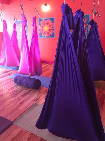 restorative yoga, restorative aerial
