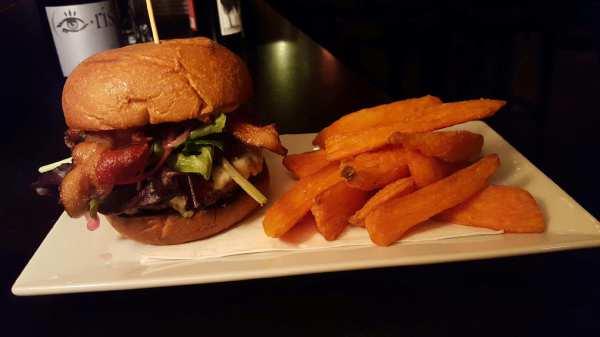 Best bar burger in town