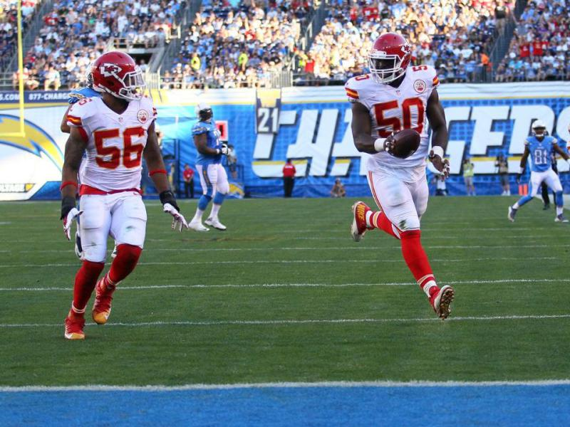 Week 11 Review: Chiefs vs. Chargers