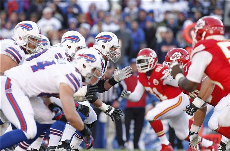 Week 12 Preview: Bills @ Chiefs