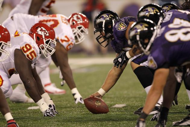 Week 15 Preview: Chiefs vs. Ravens