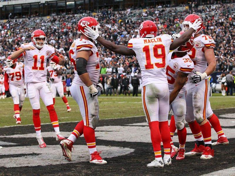 Week 13 Review: Chiefs vs. Raiders