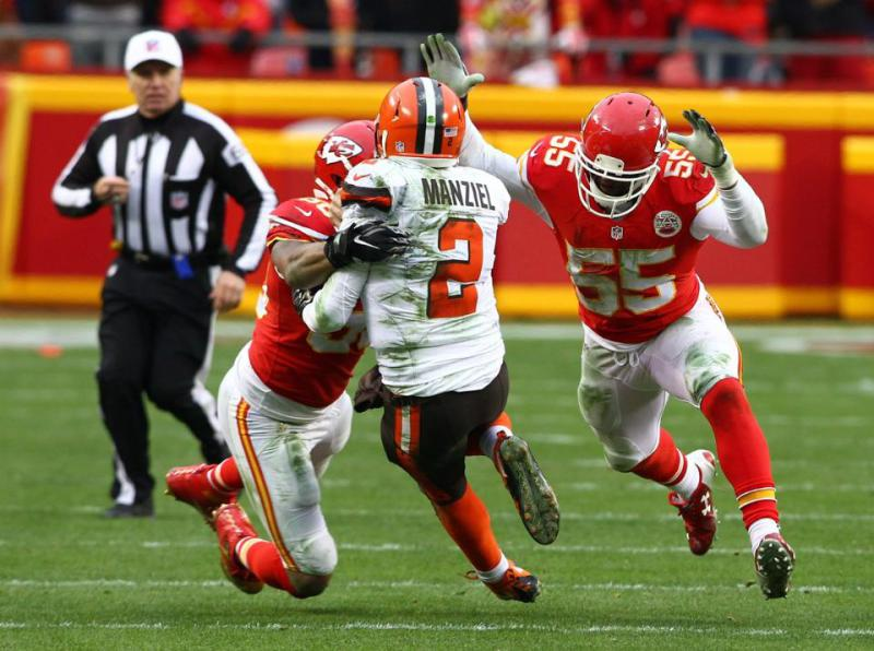 Week 16 Review: Browns vs. Chiefs