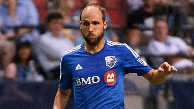Sporting Signs Former Montreal MF Justin Mapp