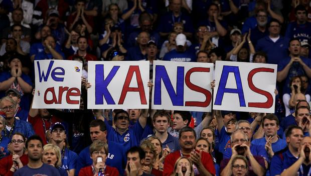 Jayhawks Open up Big 12 Play Against Baylor