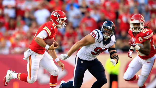 What to Watch For: Kansas City vs. Houston