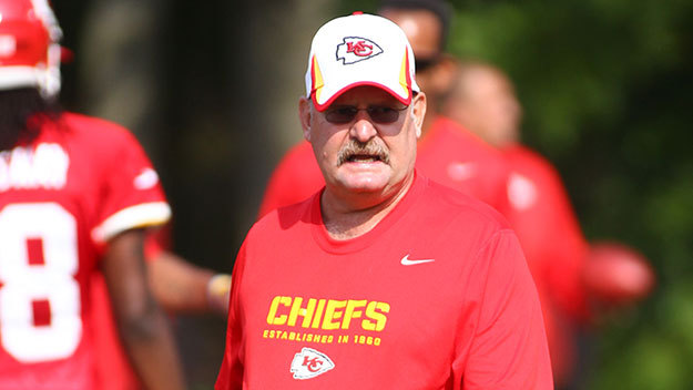 Chiefs Promote Brad Childress to Offensive Coordinator