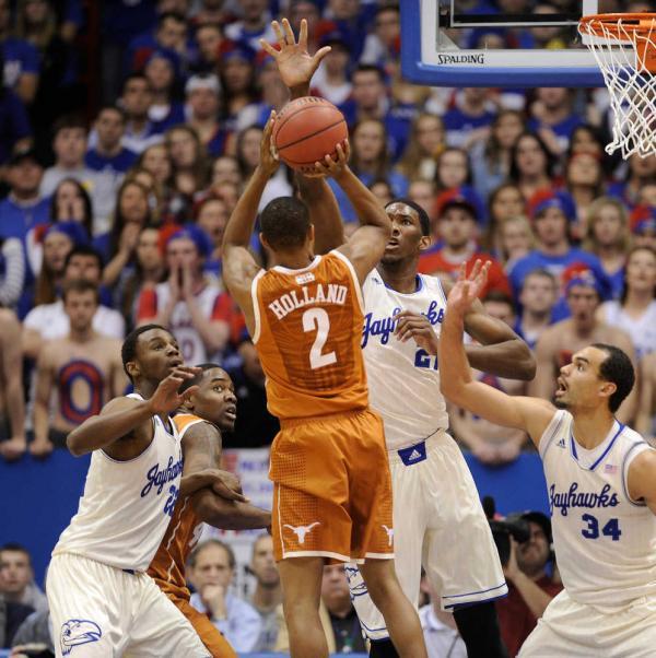 Game Preview: KU vs Texas