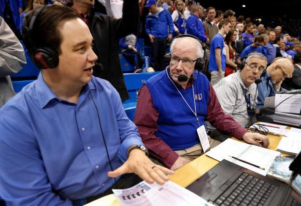 Bob Davis, Voice of the Jayhawks, Retiring
