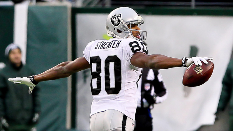 Rod Streater signs with the Kansas City Chiefs