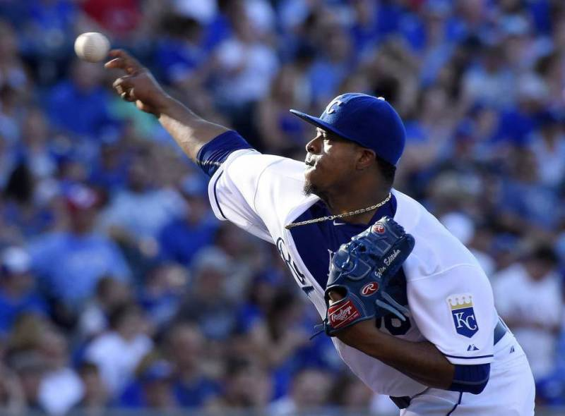 Royals name Edinson Volquez opening day starter