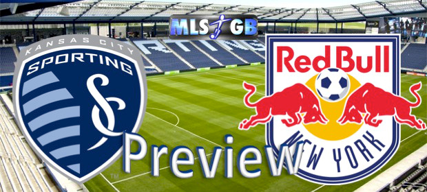 Sporting KC @ NY Red Bulls preview