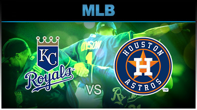 Royals @ Astros game 1 preview