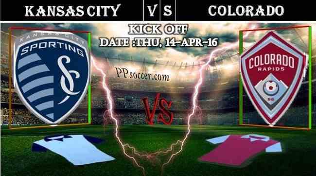 Sporting kc vs. Colorado Rapids preview
