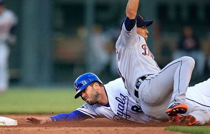 Tigers @ Royals game 3 preview