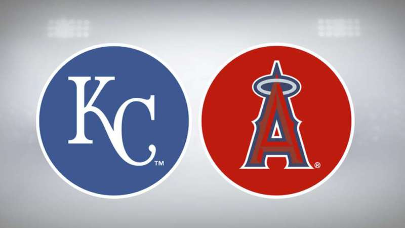 Royals @ Angels game 1 preview